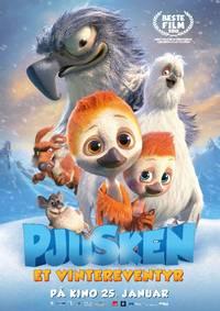 Pjusken - Et vintereventyr