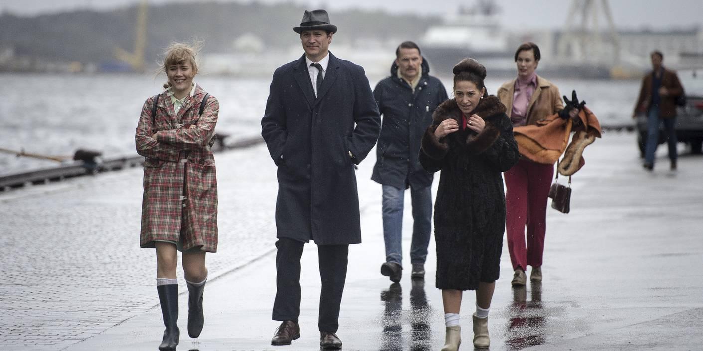 Fem norske dramaserier fikk 26 millioner i støtte
