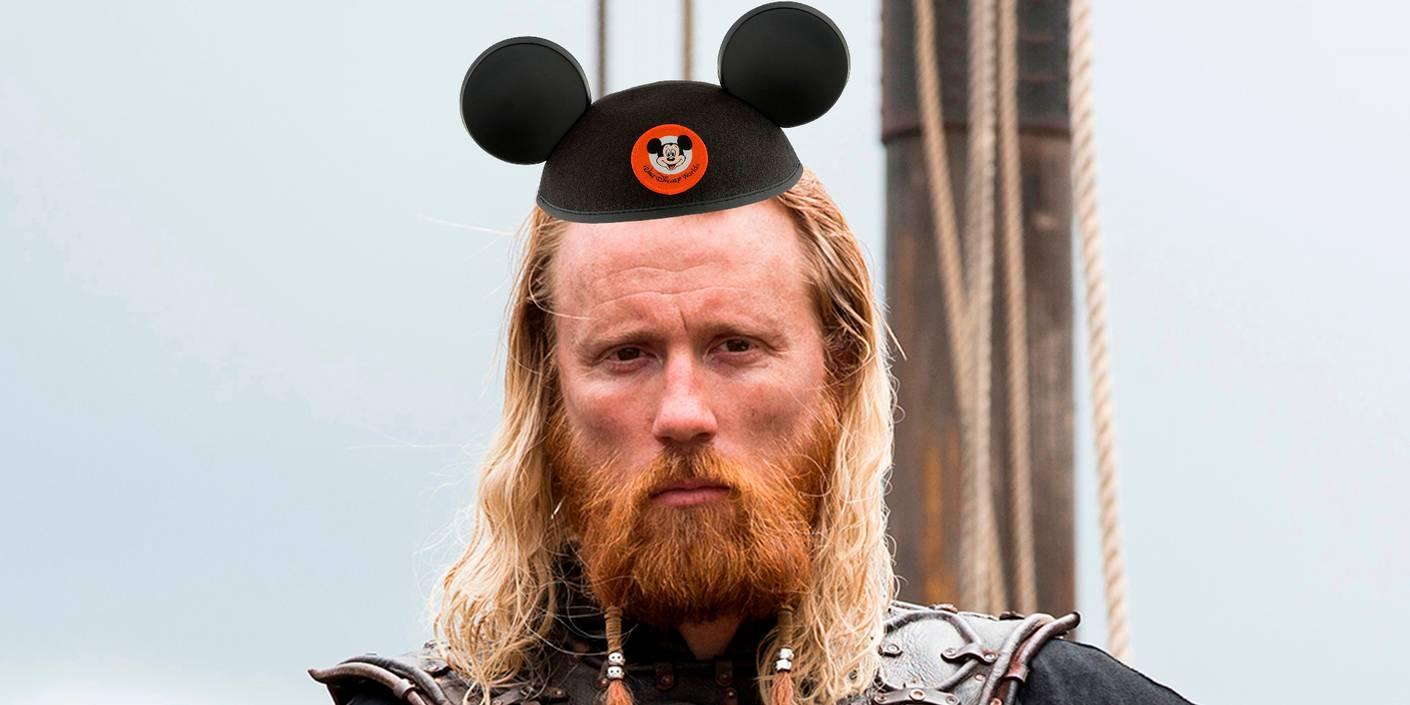 Thorbjørn Harr spiller i ny Disney-film