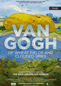 Van Gogh: Wheat Fields and Clouded Skies?