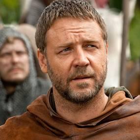Russell Crowe i Robin Hood (2010)