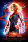 Plakat: Captain Marvel