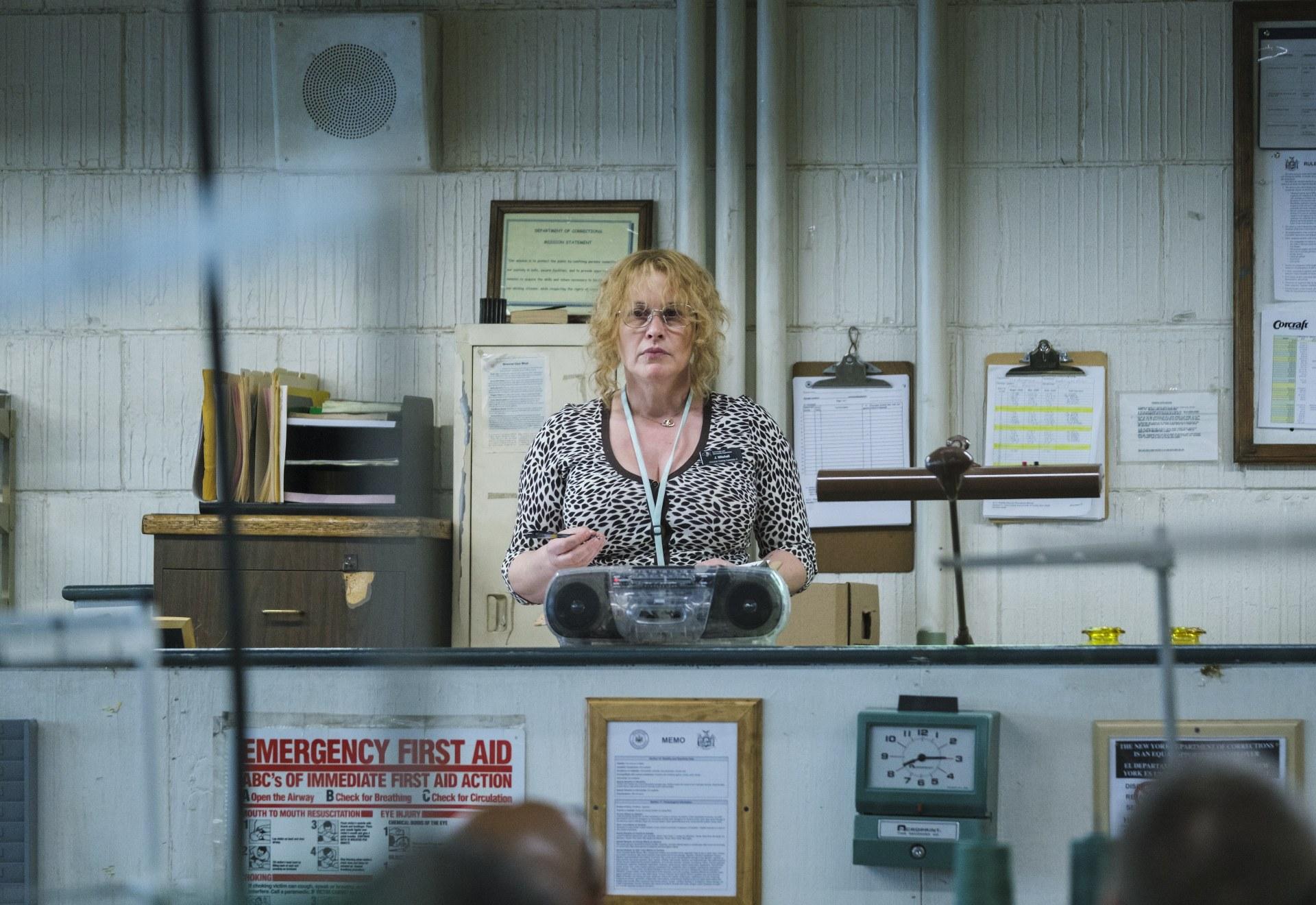 Vinner - Beste kvinnelige skuespiller i en miniserie