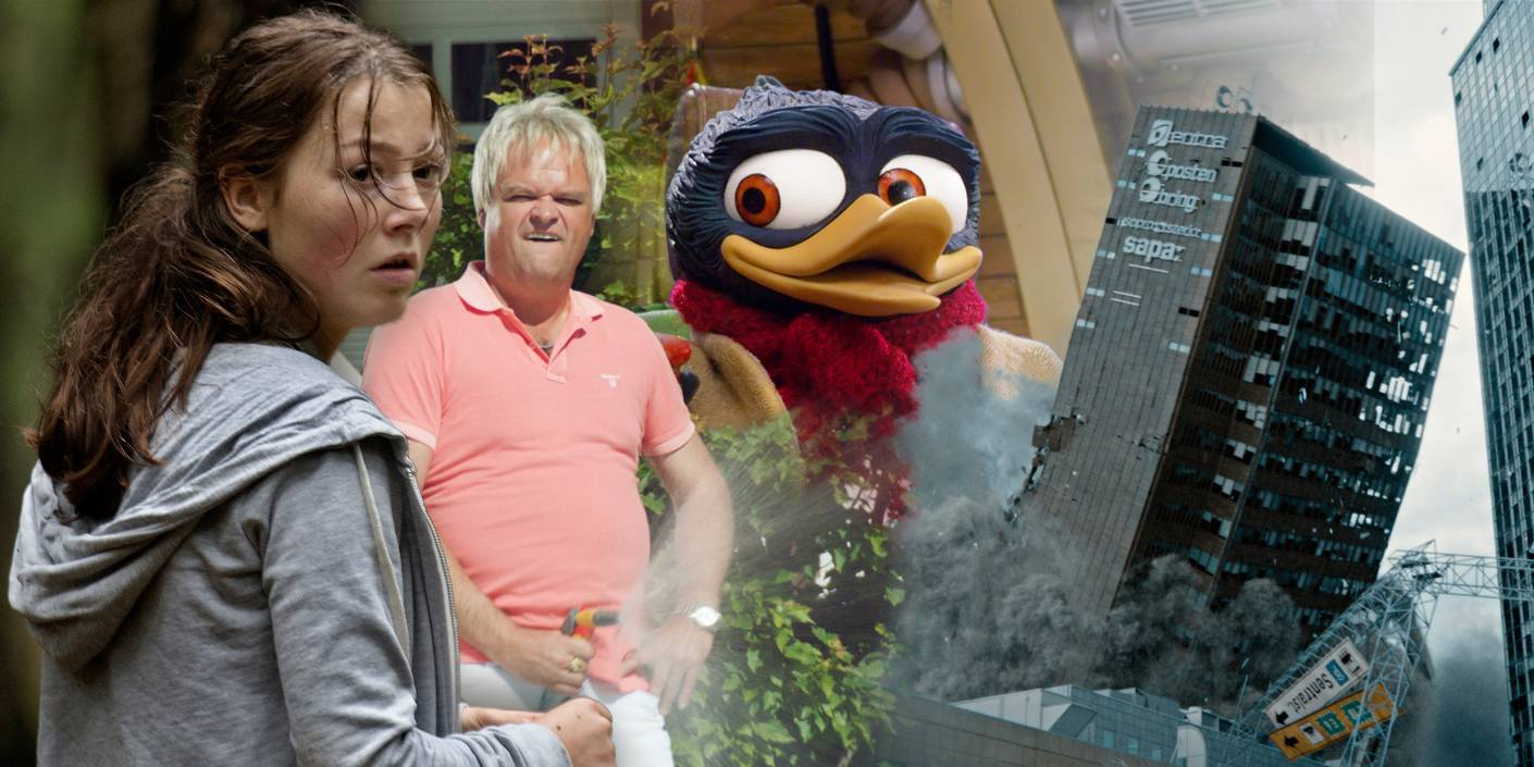 Stream fjoråret norske filmer