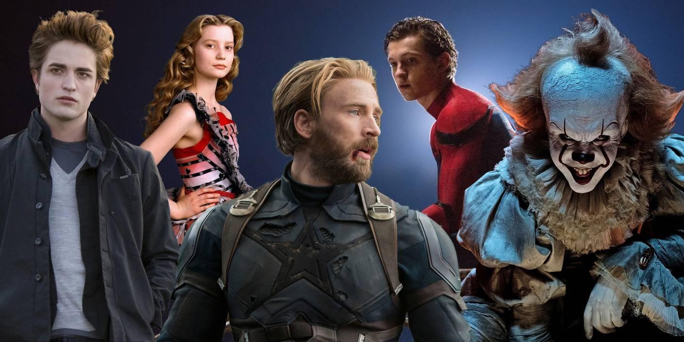 Netflix lager film med alle de kjente menneskene