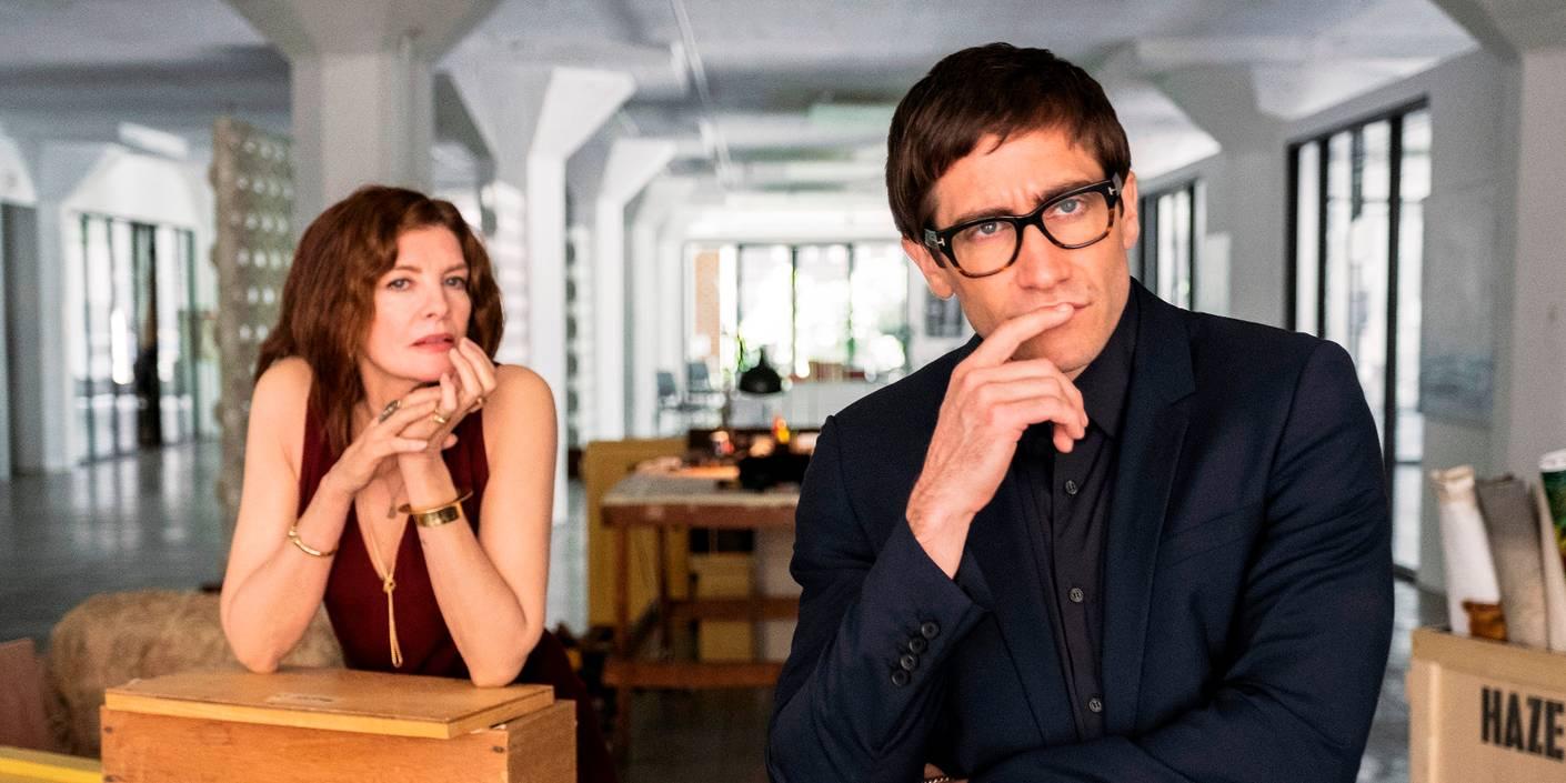 Stream en kanin, to journalister og en livredd Jake Gyllenhaal