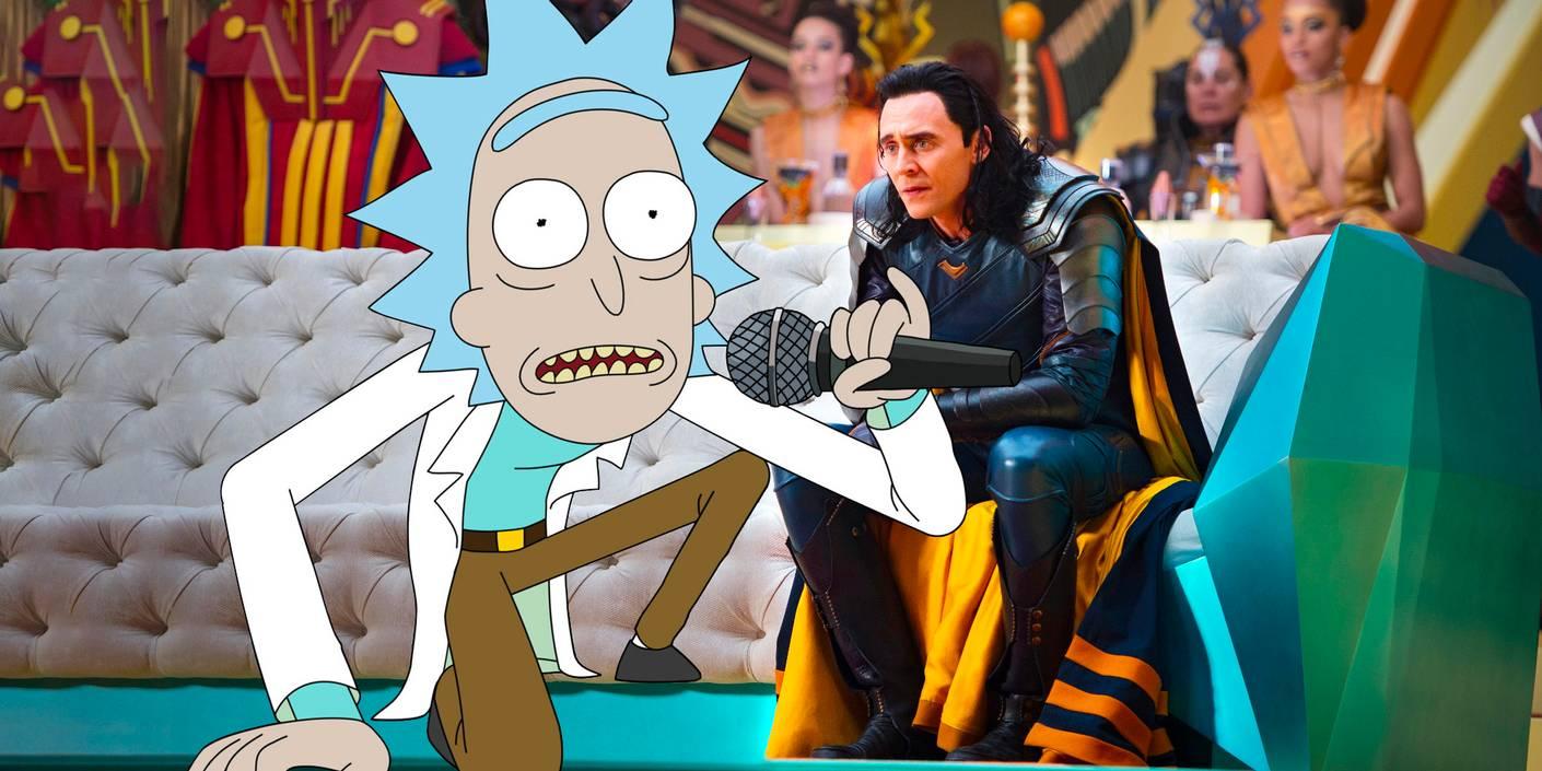 Loki-serie kommer fra Rick and Morty-forfatter