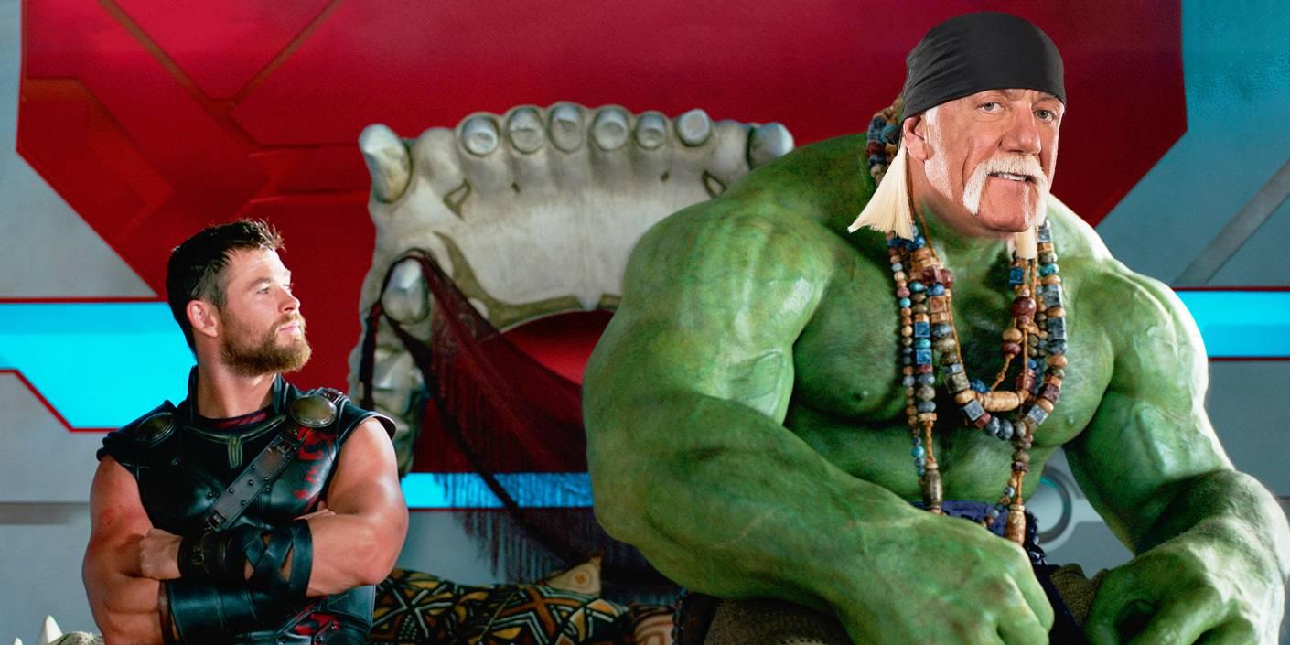 Chris Hemsworth skal spille Hulk Hogan