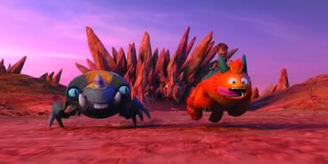 Timmy og monsterplaneten