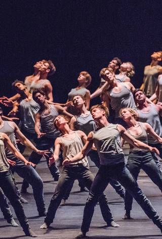 Flight Pattern Triple Bill - Royal Opera House 18/19