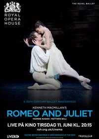Romeo and Juliet - Royal Opera House 18/19