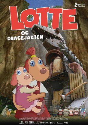 Lotte og dragejakten