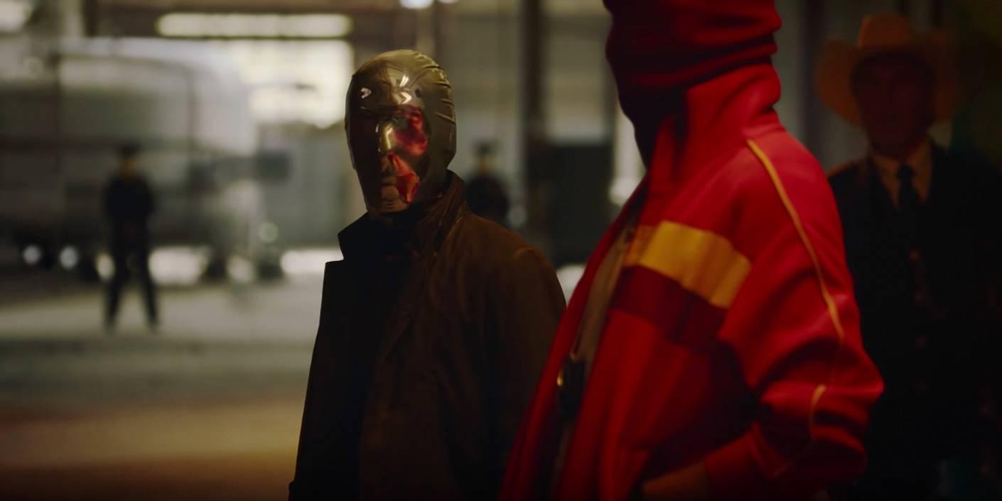 Første teaser til  Watchmen-serien