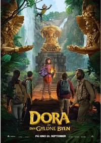Dora og den gyldne byen