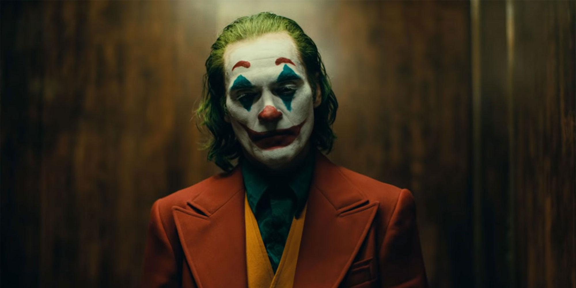 "Joaquin Phoenix i Todd Phillips ""Joker""."