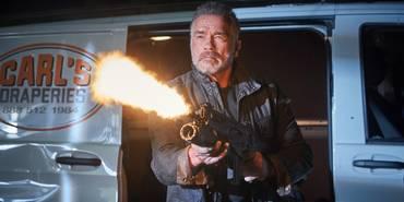 Arnold Schwarzenegger i Terminator: Dark Fate