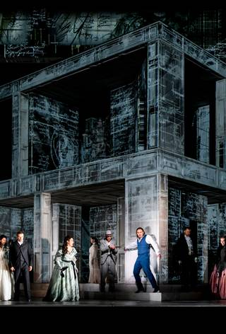 Don Giovanni - Royal Opera House 19/20