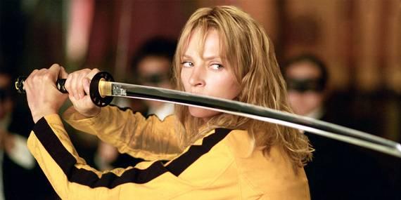 Uma Thurman i Kill Bill