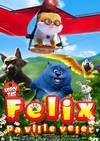 Plakat: Felix på ville veier