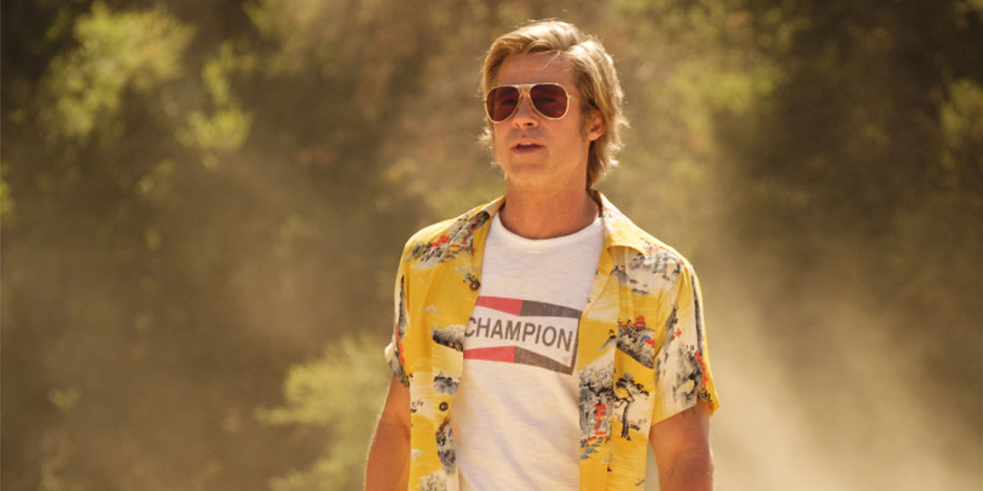 """Brad Pitt i """"Once Upon a Time...in Hollywood""""."""