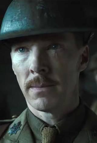 Benedict Cumberbacth i 1917