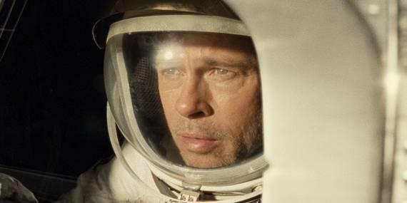 Brad Pitt i Ad Astra