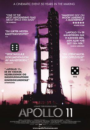 Apollo 11 Poster 2