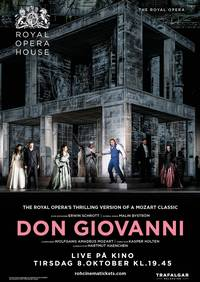 Don Giovanni ROH - Plakat