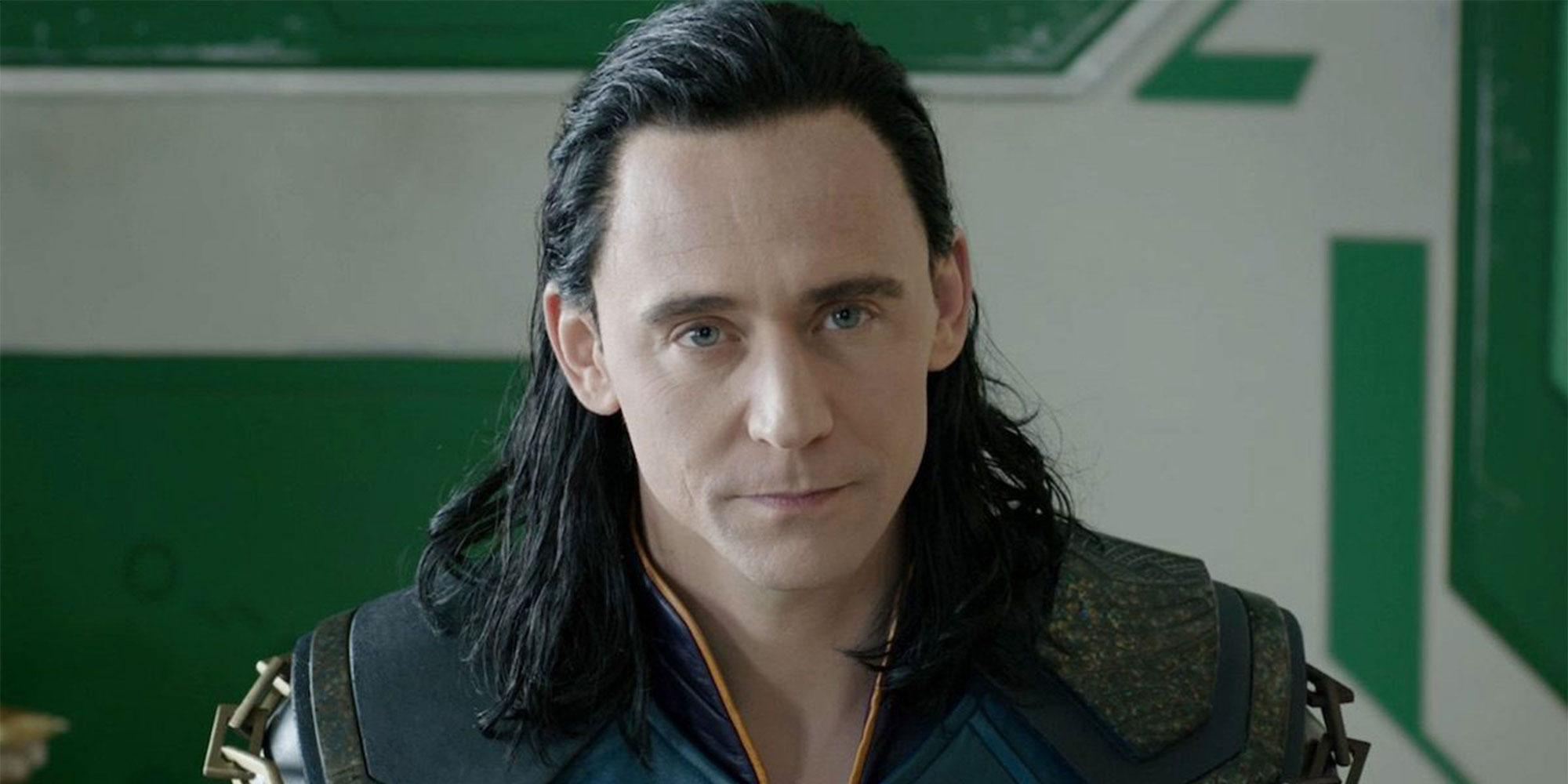 """Tom Hiddleston som Loki i """"Thor""""."""