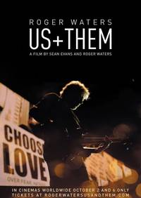 Roger Waters US+Them - Poster