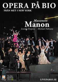 Manon - plakat