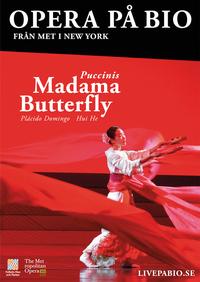 Madama Butterfly - plakat