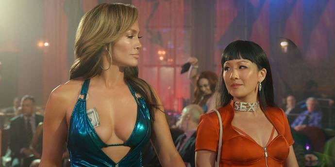 Jennifer Lopez i Hustlers