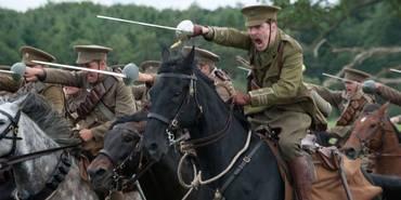 Benedict Cumberbatch i 1917