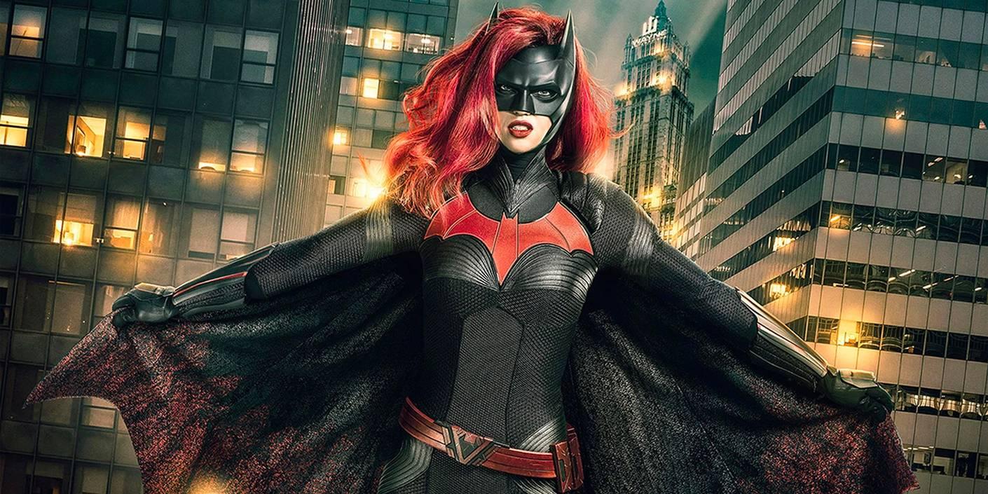 Ruby Rose ferdig som Batwoman etter én sesong