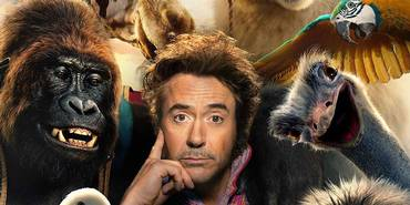 Robert Downey Jr. i Dolittle