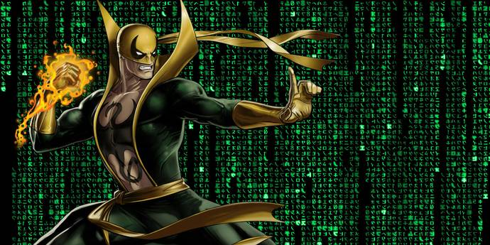 Iron Fist vs Matrix