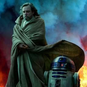Mark Hamill i Star Wars: The Rise of Skywalker