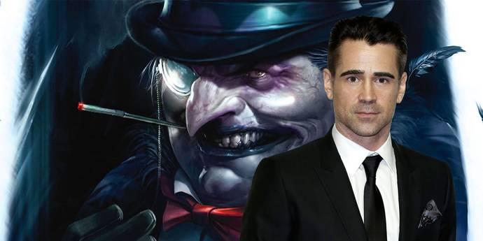 Colin Farrel i The Batman?