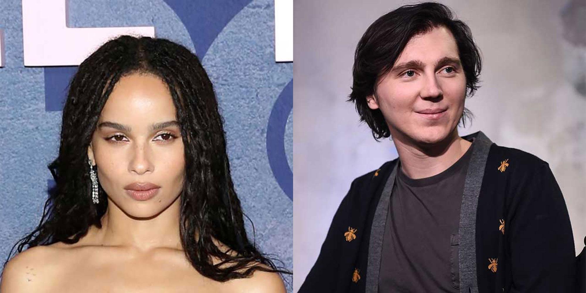 """Zoe Kravitz og Paul Dano får muligens selskap av Colin Farrell i """"The Batman""""."""
