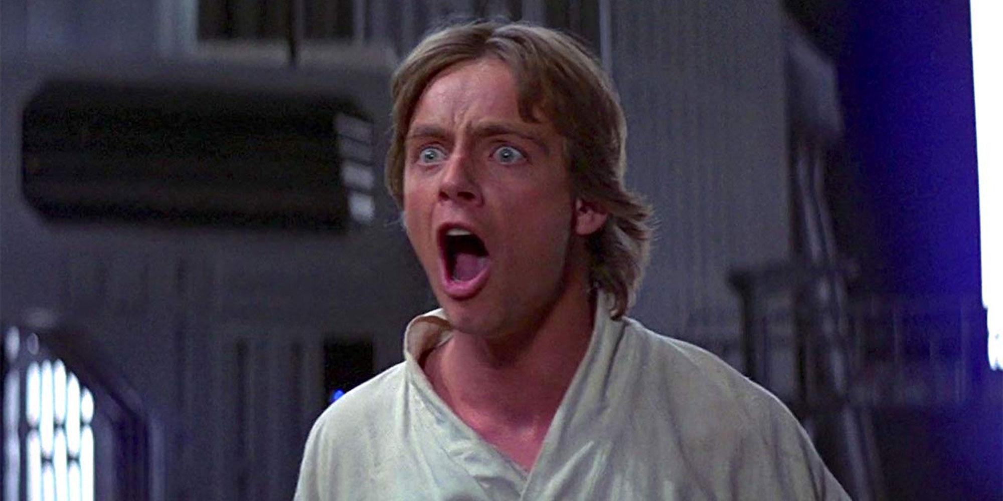 LIVSLANG ROLLE: Mark Hamill som Luke Skywalker.