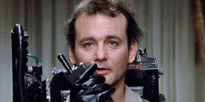 Bill Murray i Ghostbusters