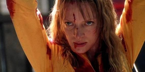 Tarantino, Uma Thurman, Kill Bill