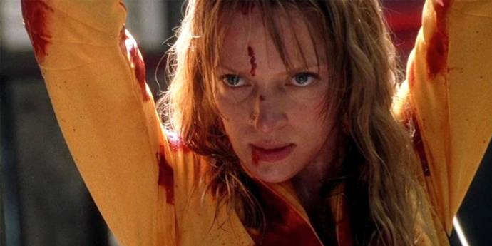 Tarantino, Uma Thurman, Kill Bill