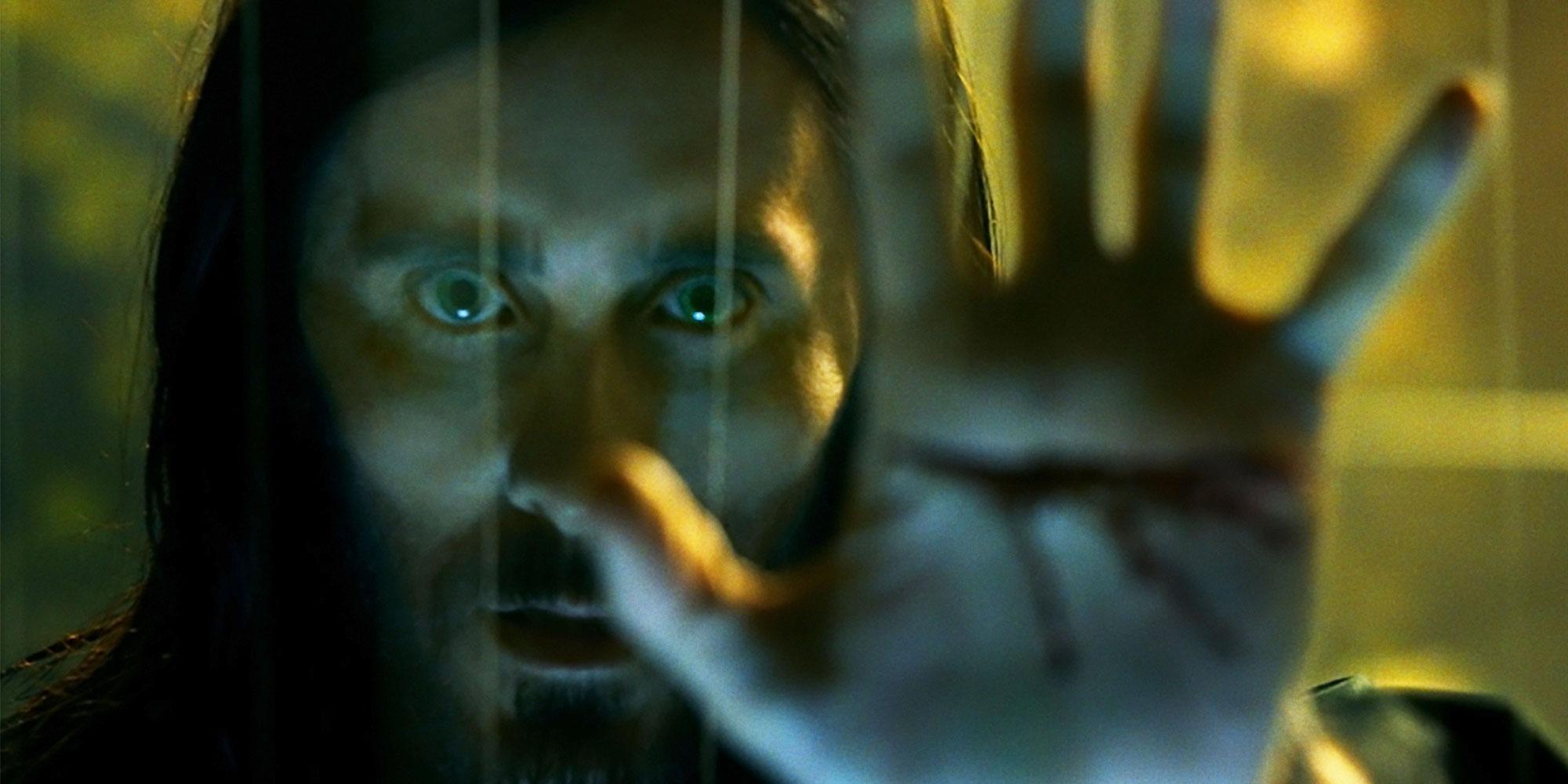 """Jared Leto i """"Morbius""""."""