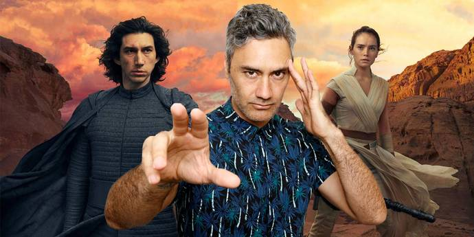 Taika Waititi x Star Wars