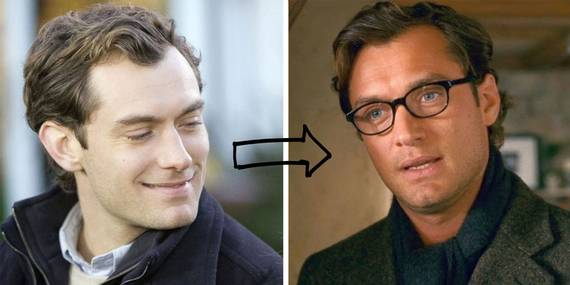 Jude Law i The Holiday