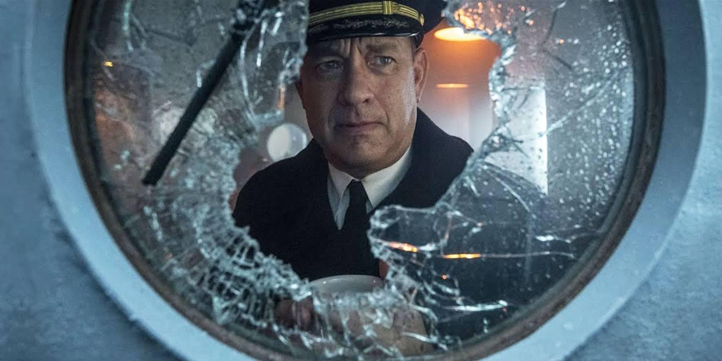 Tom Hanks-krigsfilm skal ikke på kino likevel – blir Apple-film