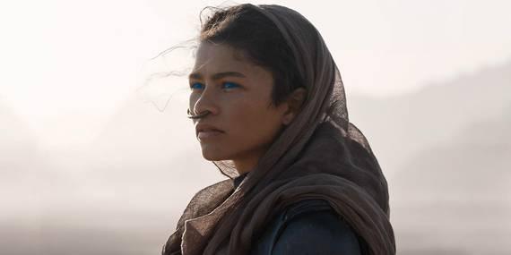 Zendaya i Dune (2020)