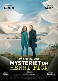 Mysteriet om Henri Pick plakat